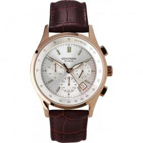 Мъжки часовник Sekonda Chronograph - S-3847.00