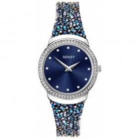 Дамски часовник Seksy Swarovski - S-40040.37