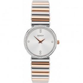Дамски часовник Seksy Swarovski - S-40045.94