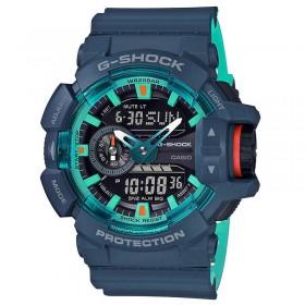 Мъжки часовник Casio G-Shock - GA-400CC-2AER