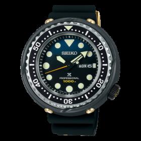 Мъжки часовник Seiko Prospex Diver's 35th Anniversary Limited Edition - S23635J1
