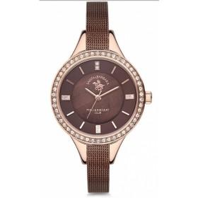 Дамски часовник Santa Barbara Polo & Racquet Club - SB.3.1126.3
