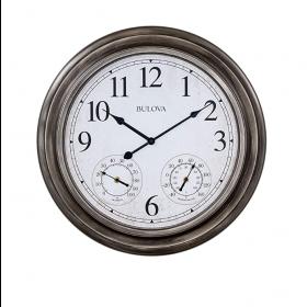 Стенен часовник Bulova BLOCK ISLAND - C4125
