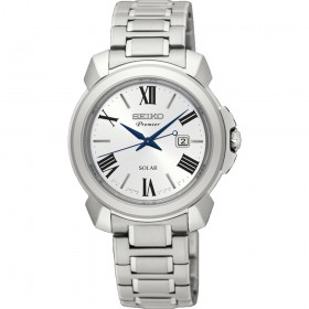 Дамски часовник Seiko Premier Solar - SUT321P1