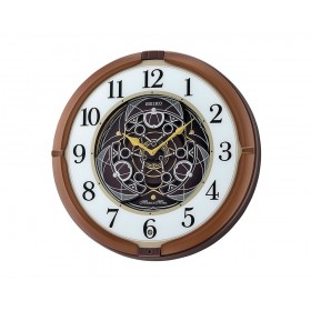 Стенен часовник Seiko Wall Clock - Melody in Motion - QXM380B