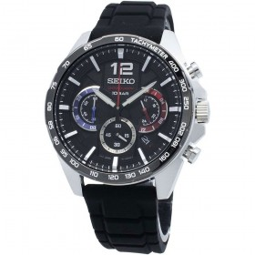 Мъжки часовник Seiko SPORT CHRONOGRAPH - SSB347P1