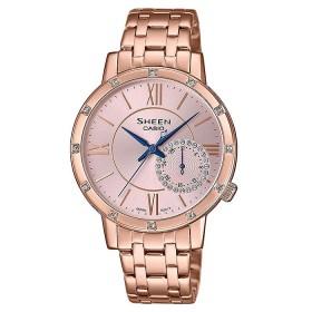 Дамски часовник Casio Sheen - SHE-3046PG-4AUER