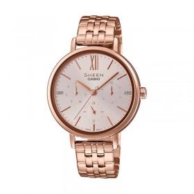 Дамски часовник Casio Sheen - SHE-3064PG-4AUER