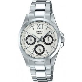 Дамски часовник Casio Sheen - SHE-3512D-7AUER