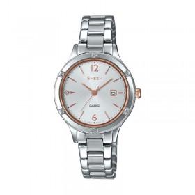 Дамски часовник Casio Sheen - SHE-4533D-7AUER