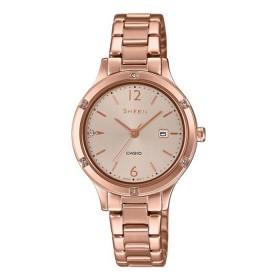 Дамски часовник Casio Sheen - SHE-4533PG-4AUER