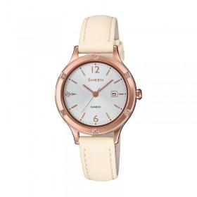Дамски часовник Casio Sheen - SHE-4533PGL-7AUER