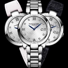 Дамски часовник Raymond Weil Shine - 1600-ST-RE695