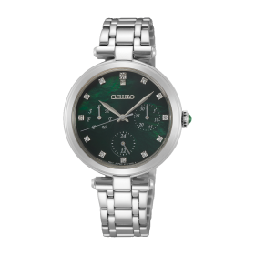Дамски часовник Seiko Caprice Lady Diamond Accent - SKY063P1