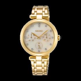 Дамски часовник Seiko Caprice Lady Diamond Accent - SKY064P1