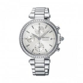 Дамски часовник Seiko Chronograph - SNDV41P1