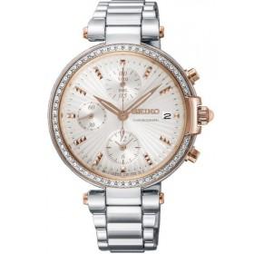Дамски часовник Seiko Chronograph - SNDV44P1
