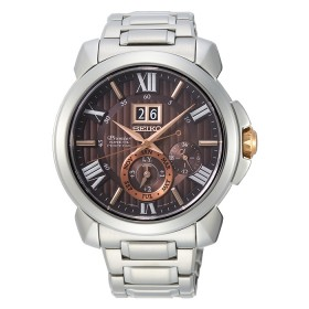 Мъжки часовник Seiko Kinetic Premier Perpetual - SNP157P1