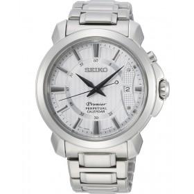 Мъжки часовник Seiko Premier Perpetual  - SNQ155P1