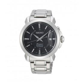 Мъжки часовник Seiko Premier Perpetual - SNQ159P1