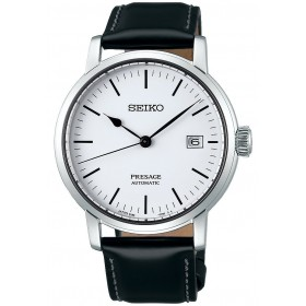 Мъжки часовник SEIKO INTERNATIONAL EDITION PRESAGE AUTOMATIC RIKI WATANABE - SPB113J1