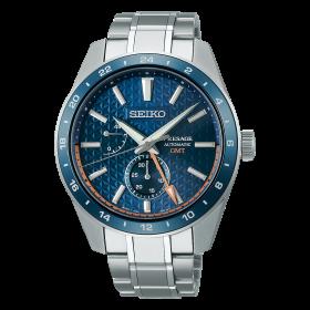 Мъжки часовник Seiko Presage Automatic GMT - SPB217J1