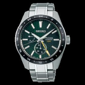 Мъжки часовник Seiko Presage Automatic GMT - SPB219J1