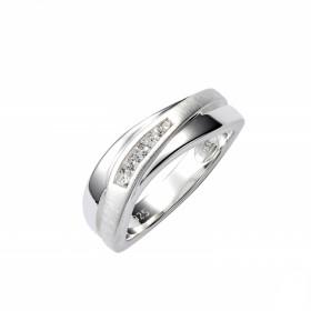 Дамски пръстен Fossil STERLING SILVER - JF12766040 180