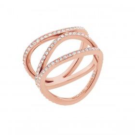 Дамски пръстен  Michael Kors BRILLIANCE - MKJ6640791