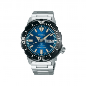 Мъжки часовник SEIKO INTERNATIONAL EDITION PROSPEX MONSTER AUTOMATIC SPECIAL EDITION SAVE THE OCEAN - SRPE09K1