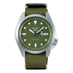 Мъжки часовник Seiko Seiko 5 Automatic - SRPE65K1