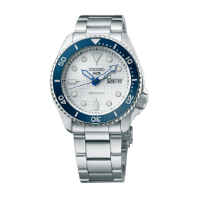 Мъжки часовник Seiko 5 Sports AUTOMATIC 140TH ANNIVERSARY LIMITED EDITION - SRPG47K1