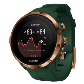 Мъжки часовник SUUNTO SPARTAN SPORT WRIST HR FOREST SPECIAL EDITION - SS023309000