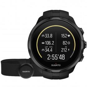 Мъжки часовник SUUNTO SPARTAN SPORT WRIST HR ALL BLACK + BELT - SS023364000