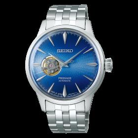 Мъжки часовник Seiko Presage Open Heart - SSA439J1