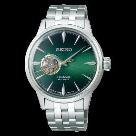 Мъжки часовник Seiko Presage Open Heart - SSA441J1