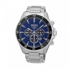Мъжки часовник Seiko Solar Chronograph - SSC445P1