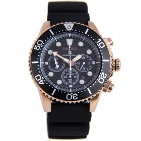 Мъжки часовник Seiko Prospex Solar Chronograph Diver - SSC618P1