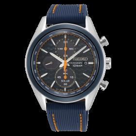 Мъжки часовник Seiko Solar Chronograph - SSC775P1