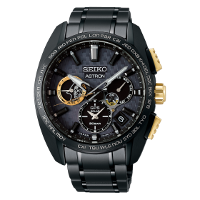 Мъжки часовник Seiko ASTRON GPS SOLAR LIMITED EDITION - SSH097J1