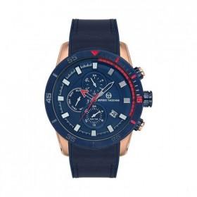 Мъжки часовник Sergio Tacchini Archivio Dual Time - ST.1.148.04