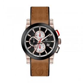Мъжки часовник Sergio Tacchini Archivio Dual Time - ST.1.151.04