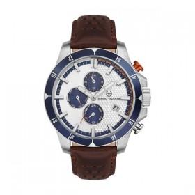 Мъжки часовник Sergio Tacchini Heritech Dual Time - ST.10.101.04