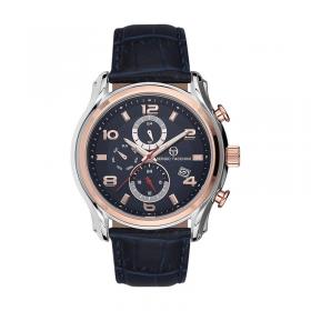 Мъжки часовник Sergio Tacchini City Dual Time - ST.10.103.01