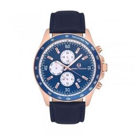 Мъжки часовник Sergio Tacchini Archivio Dual Time - ST.17.108.03