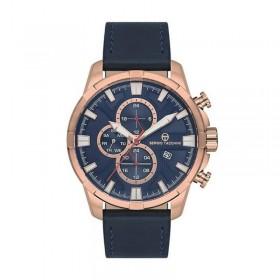 Мъжки часовник Sergio Tacchini Archivio Dual Time - ST.5.163.01