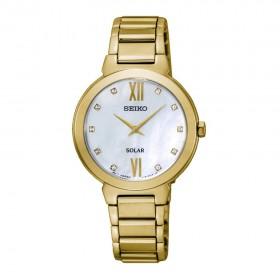 Дамски часовник Seiko Solar - SUP384P1