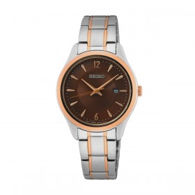 Дамски часовник Seiko Classic Lady Essential time - SUR476P1