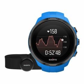 Мъжки часовник SUUNTO SPARTAN SPORT WRIST HR BLUE + BELT - SS023365000