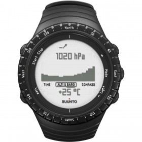 Мъжки часовник SUUNTO CORE REGULAR BLACK - SS014809000